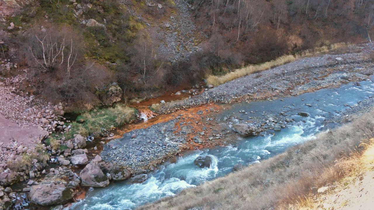 Dolina Truso - źródła mineralne