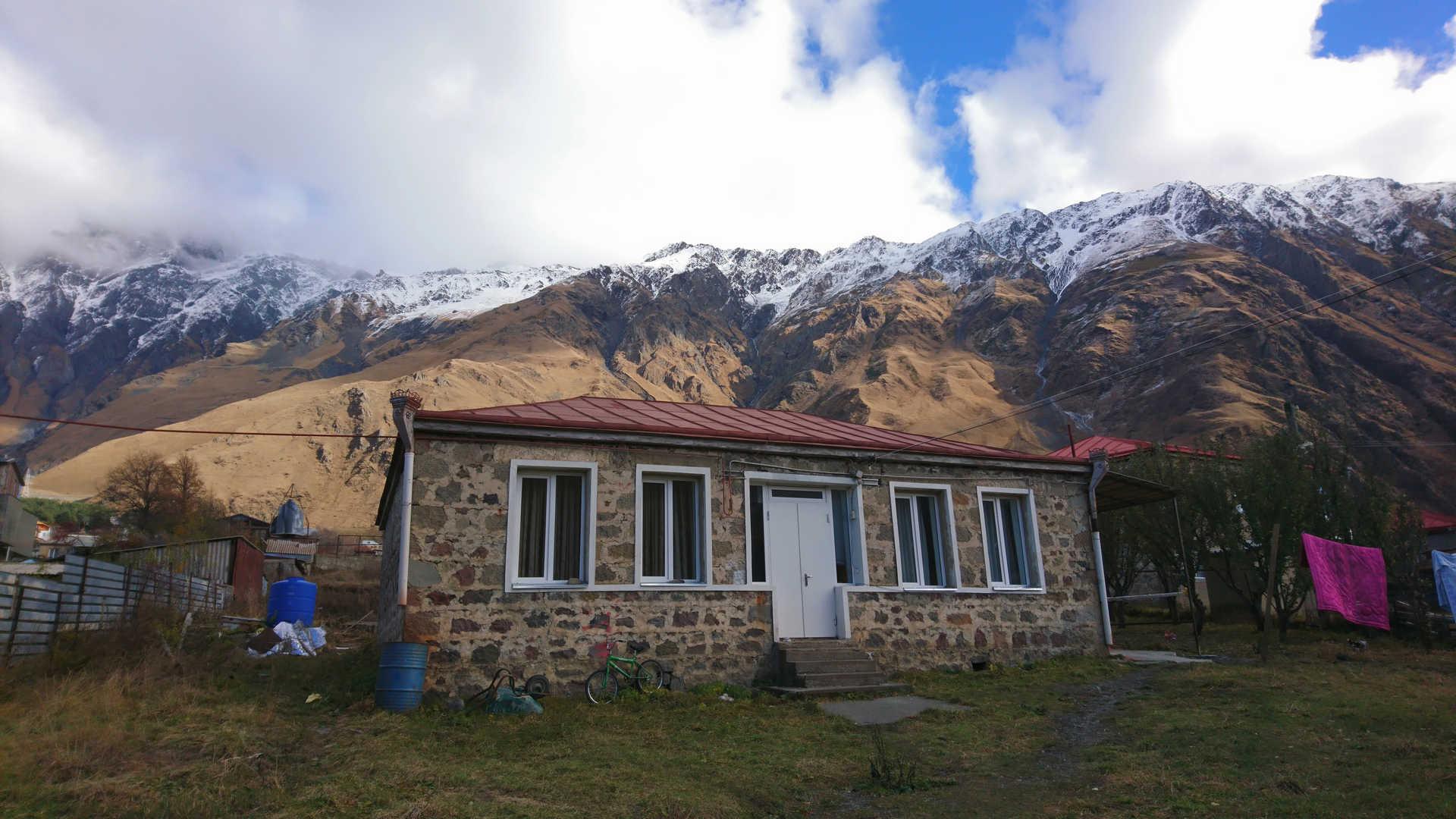 Kazbegi guest house