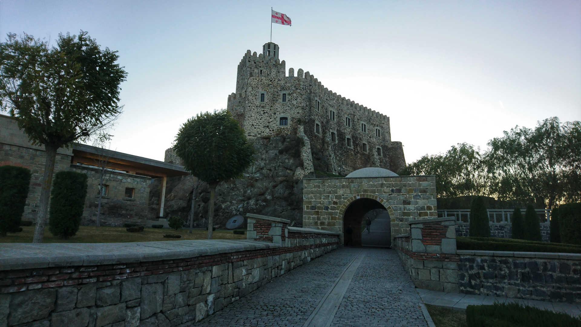 Akhaltsikhe - zamek