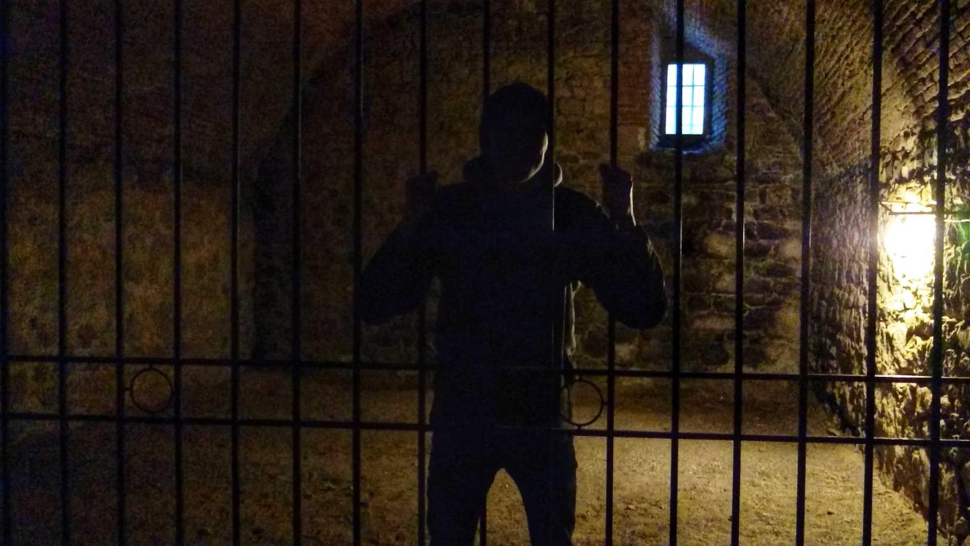 Akhaltsikhe - więzienie zamkowe
