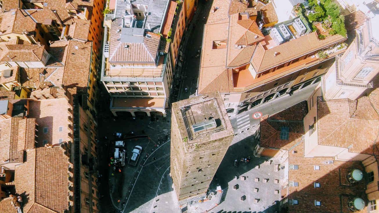 Zwiedzanie Bolonii