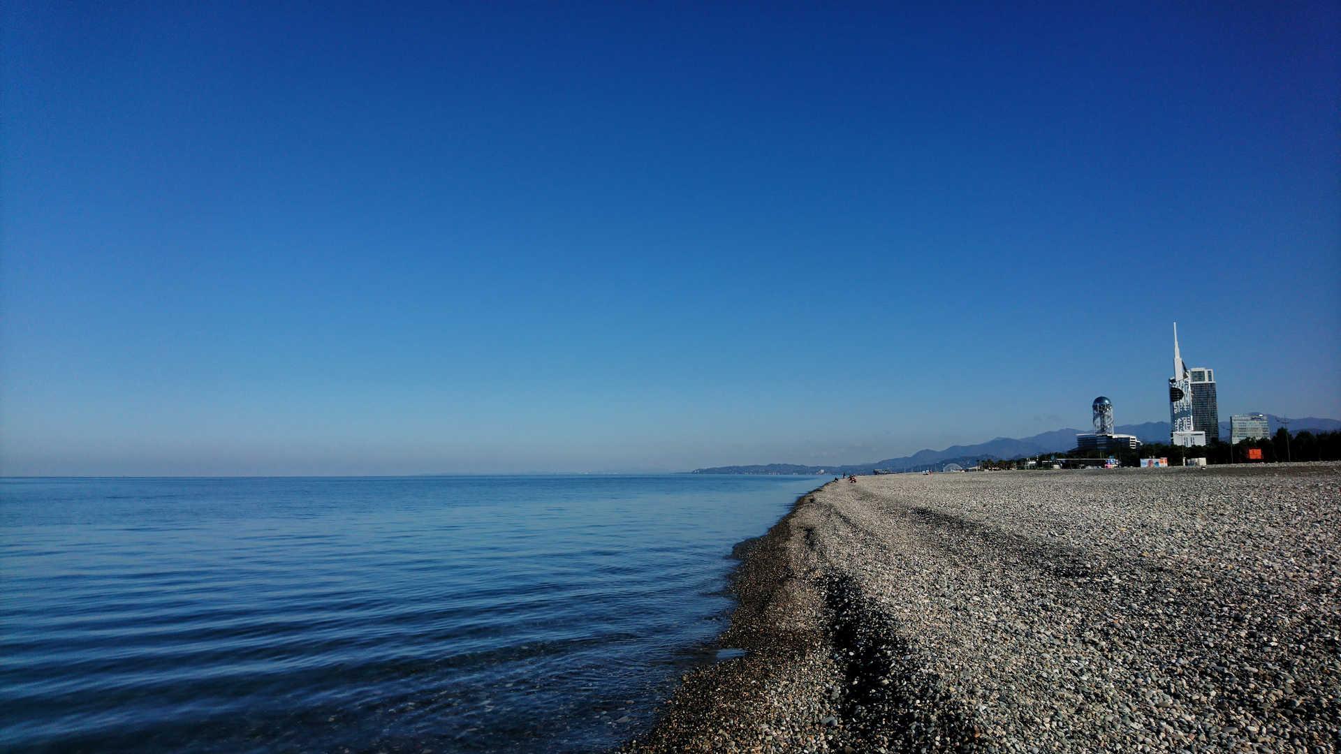 Batumi - morze