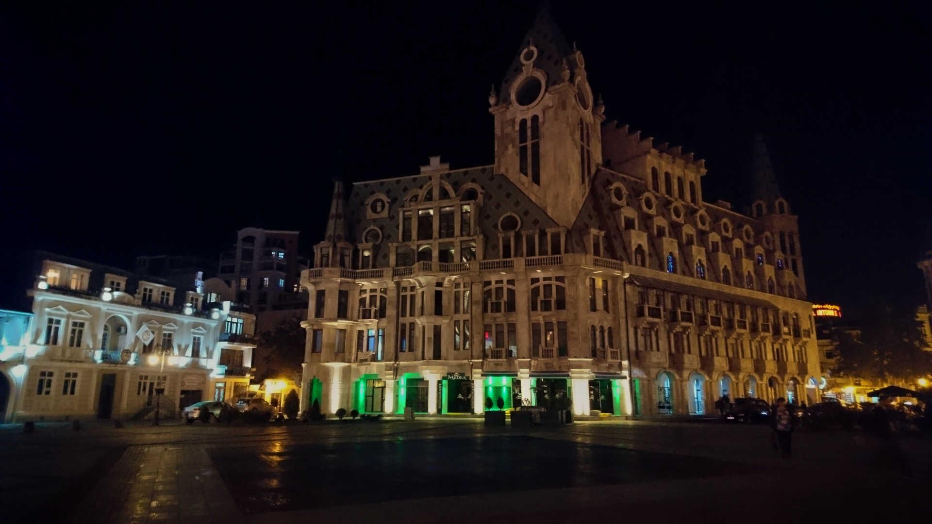 Batumi - wieczór