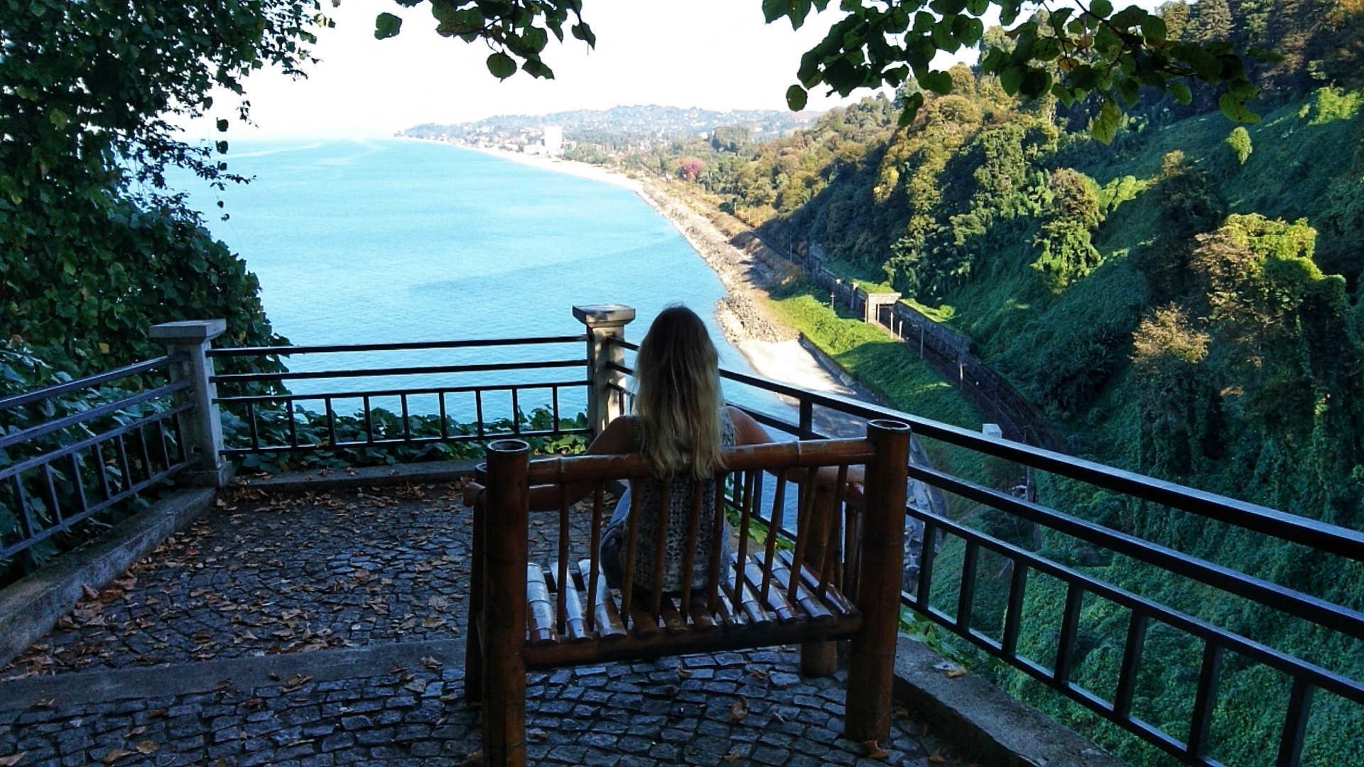 Batumi - ogród botaniczny 8