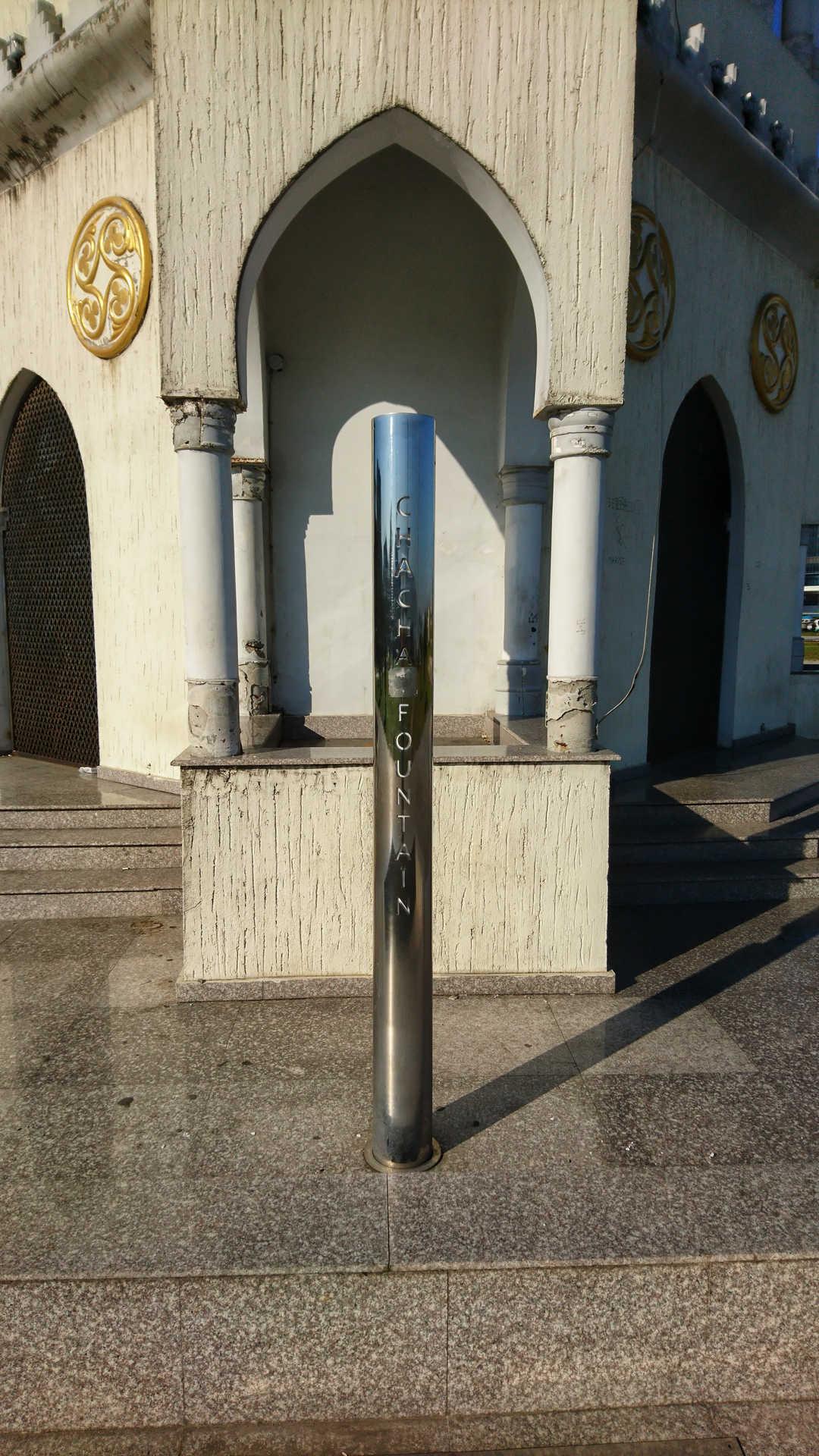 Batumi - wieża czaczy 2