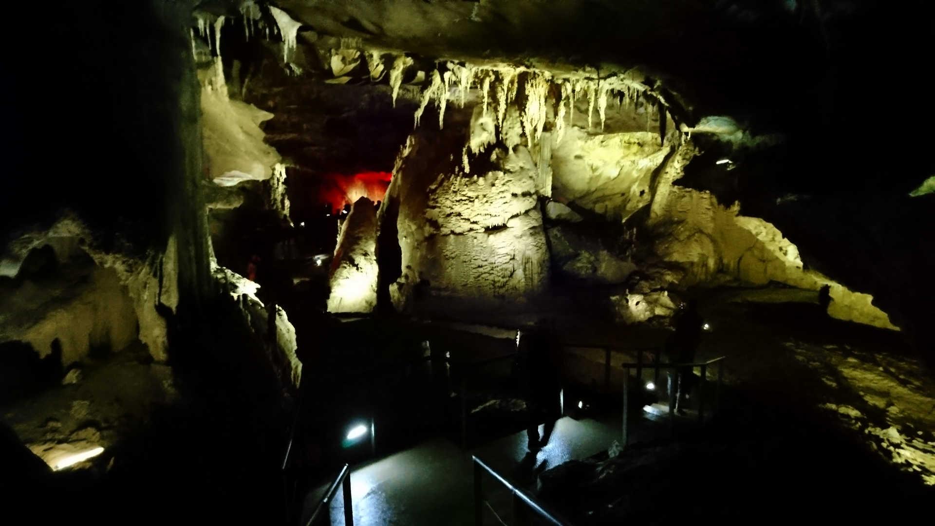 Kutaisi i okolice - jaskinia Prometeusza  5