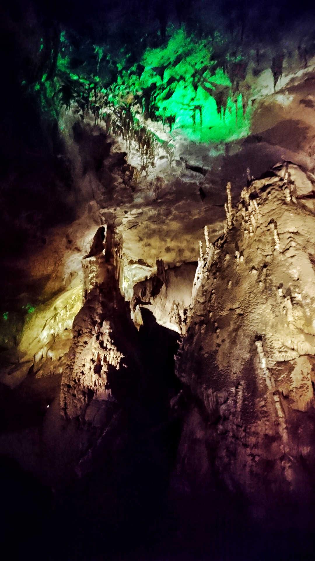 Kutaisi i okolice - jaskinia Prometeusza  6