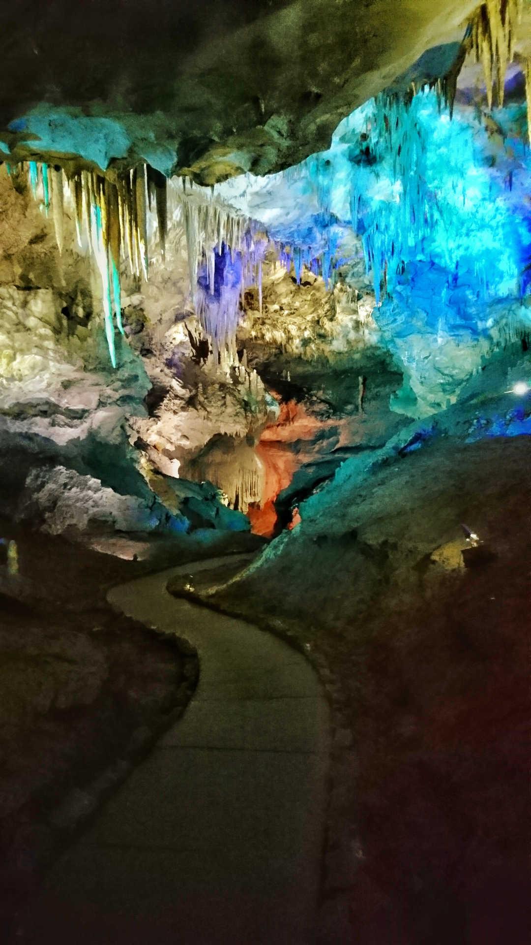 Kutaisi i okolice - jaskinia Prometeusza 9