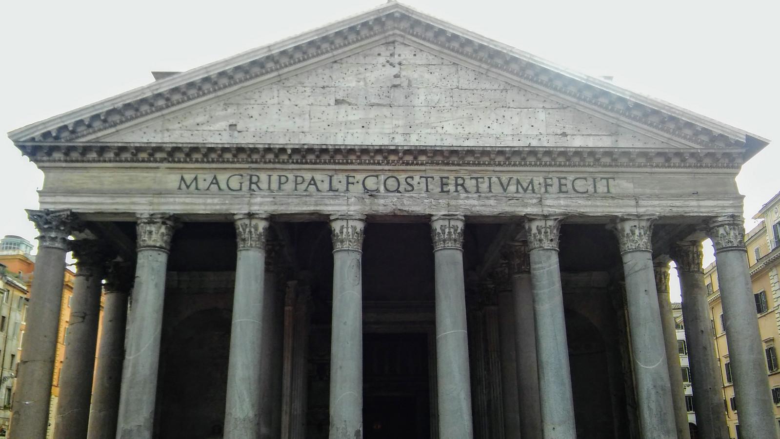 Rzym - Panteon