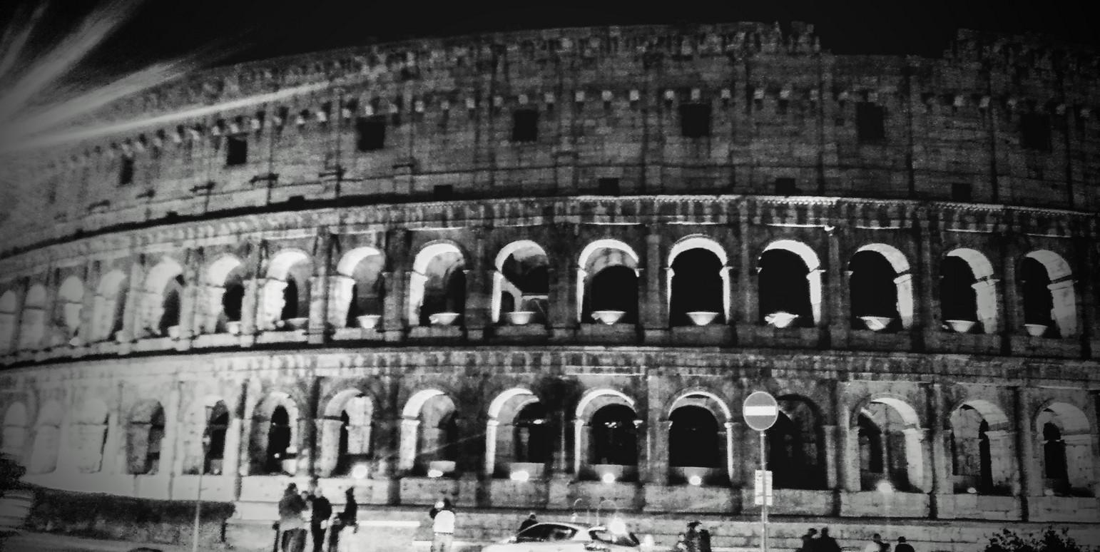 Rzym - koloseum 3