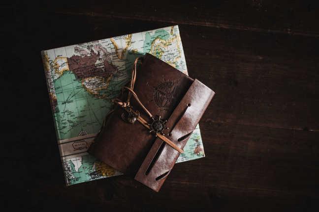 prezent dla podróżnika