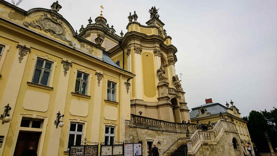 zwiedzanie Lwowa